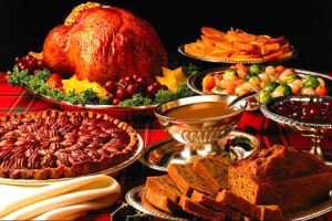A good ol' Thanksgiving Meal! What are you thankful for? #Thanksgiving2013